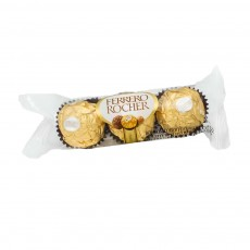 Ferrero Rocher 3 unidades