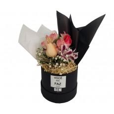 Box Floral - Você me faz tão bem