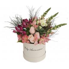 Box Floral Feliz Aniversário