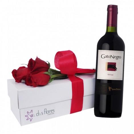 Vinho e Rosas