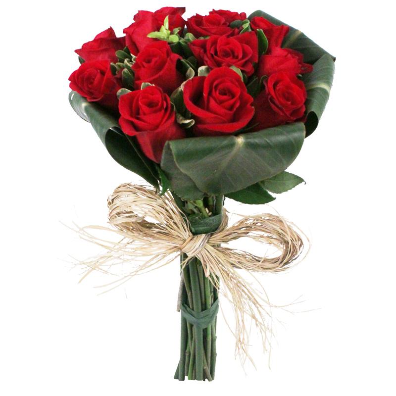 Buquê (bouquet) mundo de rosas para entrega em BH - Floricultura Via das Flores