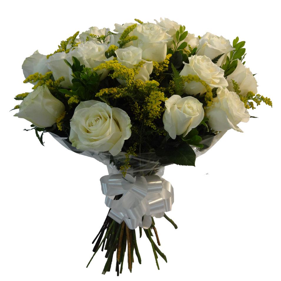 Buquê de girassol para entrega em BH - Floricultura Via das Flores